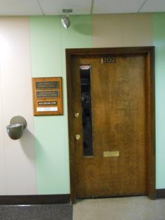 Door rotated
